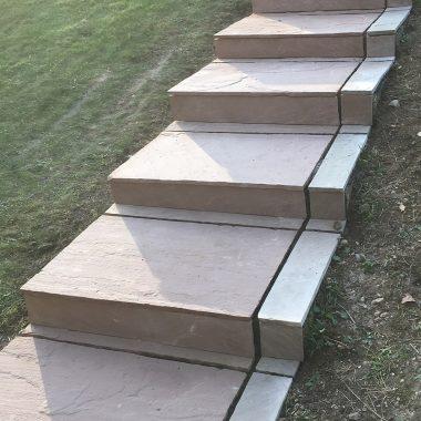 Steps & slabbing (Tilehurst)