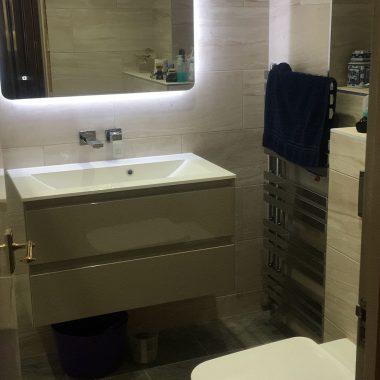 Bathroom Renovation (Lower Earley)