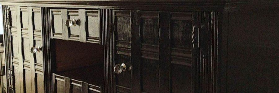 Sideboard restoration