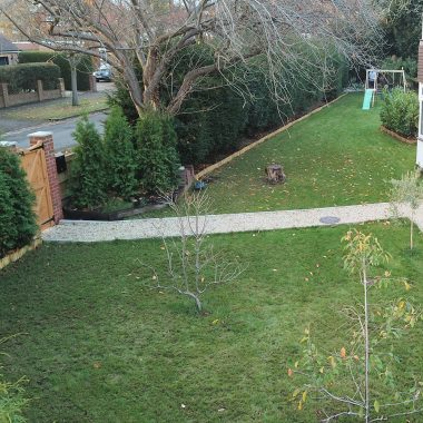 Landscaping (Caversham)